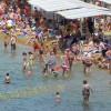 Анапа 18 июня 2018г Центральный пляж