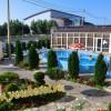 """Витязево гостевой дом """"Золотое руно"""" бассейн, территория"""