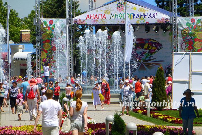 Новогодние праздники в краснодарском крае